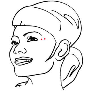 Piercing Stecker Augenbraue