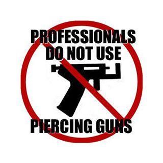 Piercing Pistole Wien